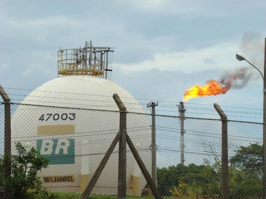 Resultado de imagem para Unidade de tratamento de gás da Petrobras volta a operar em Macaé