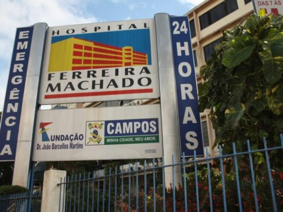 Bebê internado no Hospital Ferreira Machado com meningite - Portal Ururau -  Site de Notícias - Campos dos Goytacazes